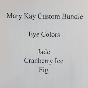 Mary Kay custom bundle - eye colors